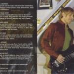Maximum Jane's Addiction Insert Pages 5-6