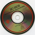 Nothing's Shocking Japanese Disc