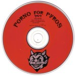 Porno For Pyros Isreal Promo Disc