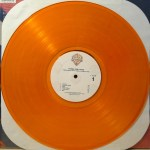 Porno For Pyros Orange Vinyl Side 1