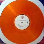 Porno For Pyros Orange Vinyl Side 2