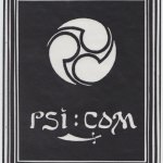 Psi Com Vinyl Boot Lithograph