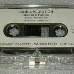 Ritual de lo Habitual Advance Cassette Side 2