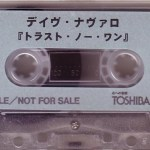 Trust No One Japanese Promo Cassette Side A