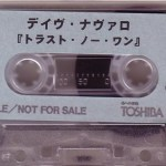 Trust No One Japanese Promo Cassette Side B
