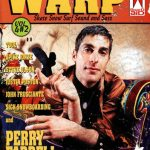 Warp Magazine, June 1995 - Cover