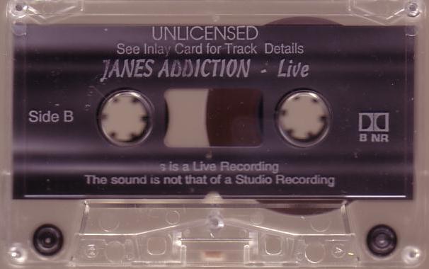 Cassette Side B