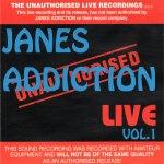 Jane's Addiction Love Vol. 1 Cover (v2)