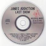 Last Show Disc