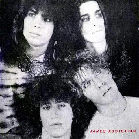 Janes addiction whores