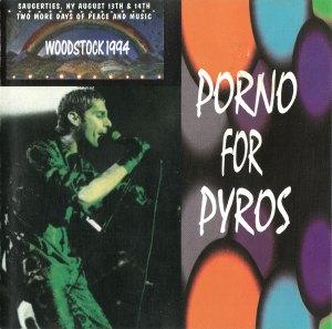 Woodstock 1994 (v1) Cover
