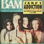 BAM - November 30, 1990 - Cover