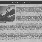 BAM - June 14, 1991 - TOC Blurb