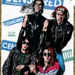 Hard Rock Comics: Jane's Addiction - Cover