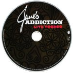 Live Voodoo Blu-Ray Disc