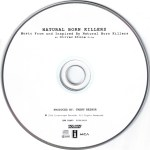Natural Born Killers Europe Disc