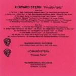 Private Parts Promo Cover