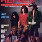 Reflex Magazine, Vol 1, Is 9 Cover