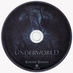 Underworld: Rise of the Lycans Disc