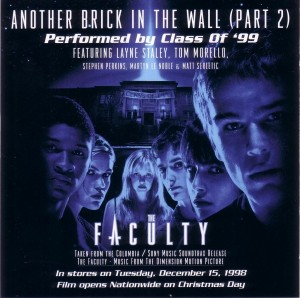 Another Brick In The Wall Promo v1 Cover
