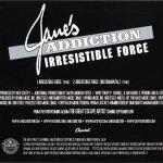 Irresistible Force Promo U-Card