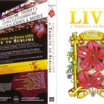 Look At All The Love We Found Live DVD Front and Back