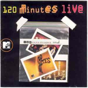 120 Minutes Live Cover