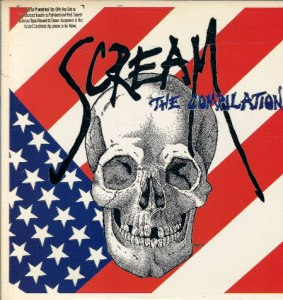 Scream Vinyl Cover