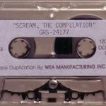 Scream Promo Cassette Side B