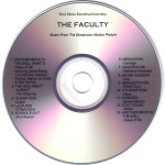 The Faculty Advance CD Disc