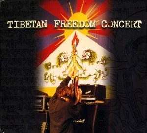 Tibetan Freedom Concert Cover