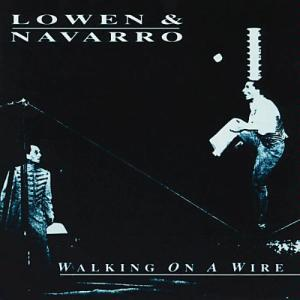 Walking On A Wire Cover