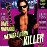 Guitar World March 1996 Cover