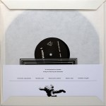 Worktape 1 Vinyl Bootleg Inside Flap