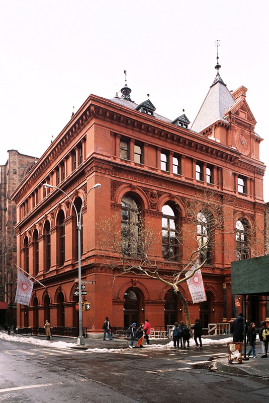 Brooklyn Historical Society At Jhpa Jane Sanders Architect