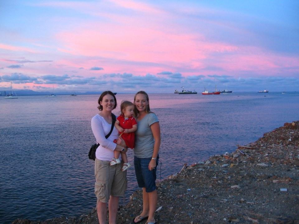Beautiful Panama sunsets
