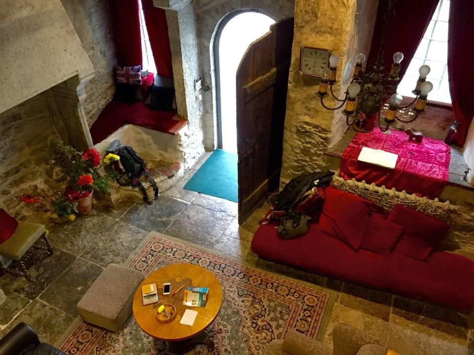 Airbnb Tallinn Estonia chapel