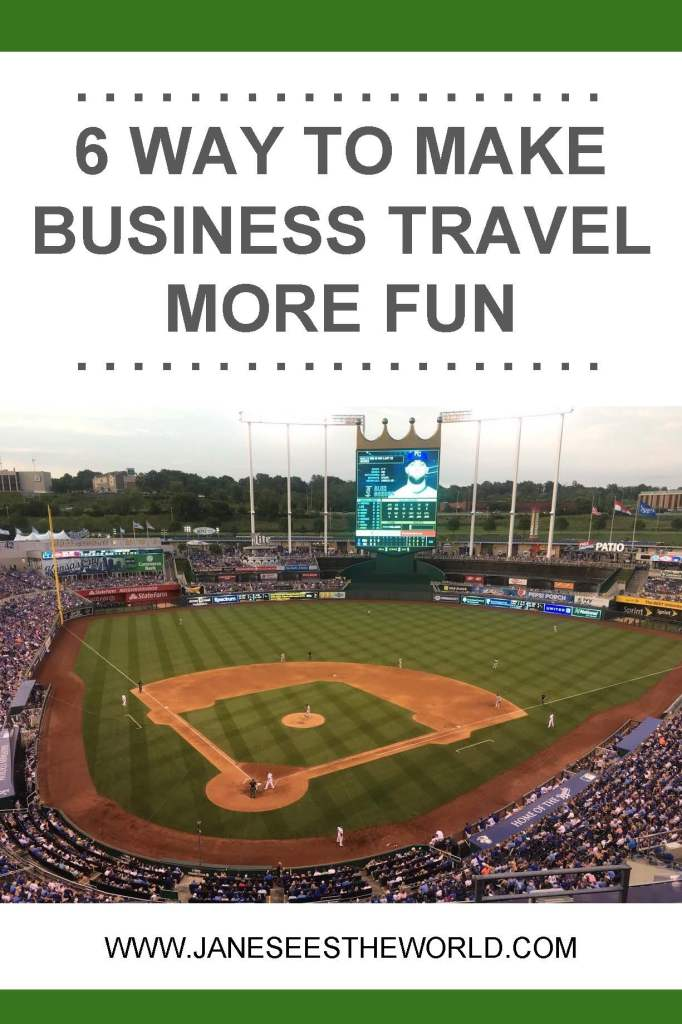 fun work trips business travel