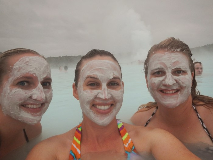 Blue Lagoon Iceland tips for choosing a travel companion women travelers vacation