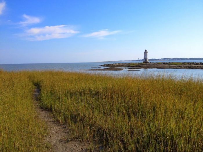 Fort Pulaski National Monument lighthouse road trip through the south