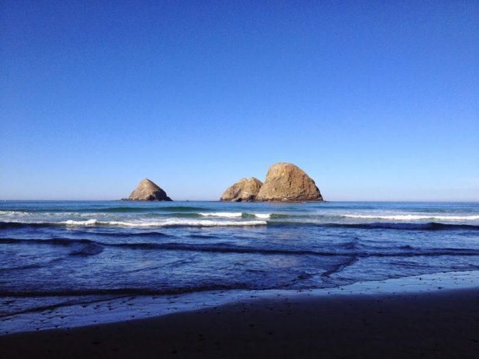 Oregon Coast fun work trips