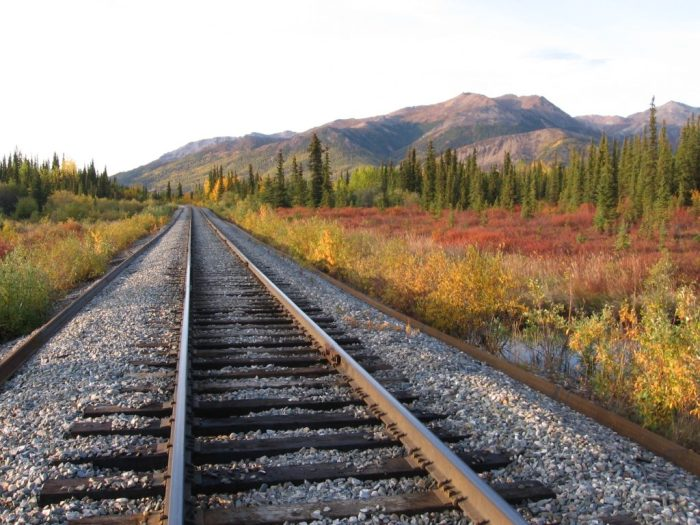 Railroad in Alaska