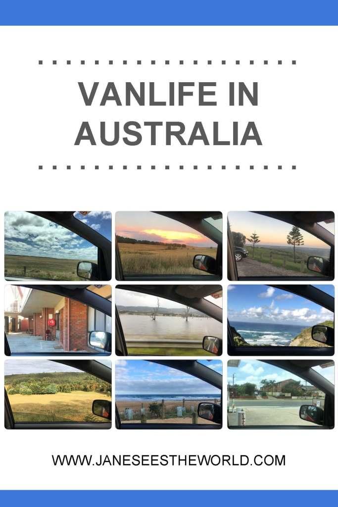 Australia van life photos vacation women who travel