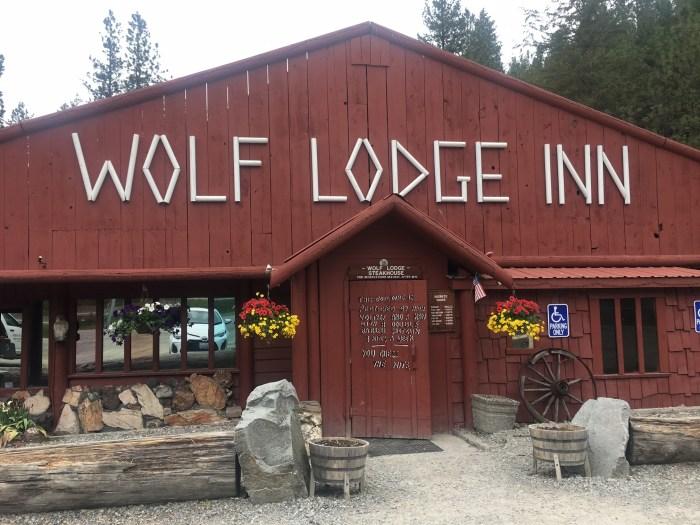 Wolf Lodge in Coeur d'Alene, Idaho, restaurant