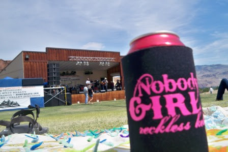 Reckless Kelly koozie at BBR in Challis, Idaho, new life to old adventures