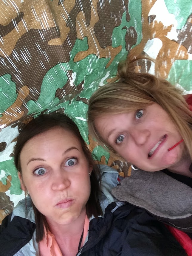 funny faces, rain, tarp, BBR, Challis, Idaho, new life to old adventures