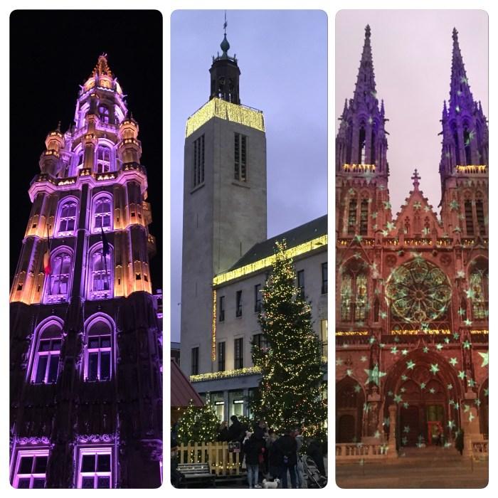 Christmas in Europe photos churches