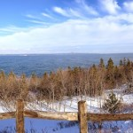 Acadia National Park in February