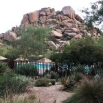Boulders, spa day, Scottsdale, Arizona