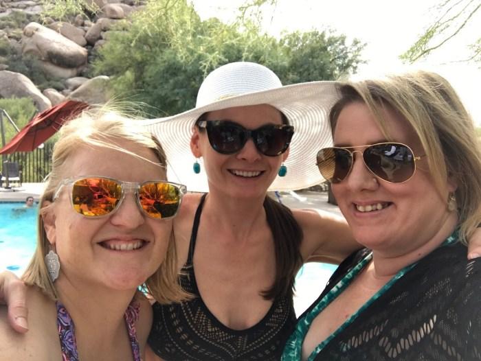 Spa day, girls' weekend, Arizona